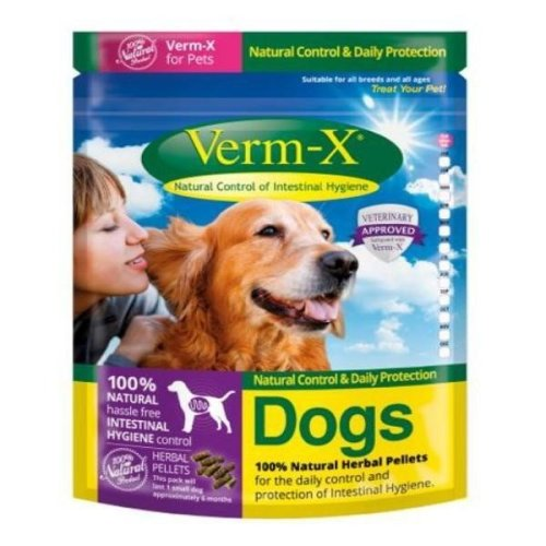 Verm-X Pellets for Dogs