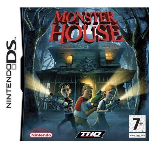 Monster House (Nintendo DS)