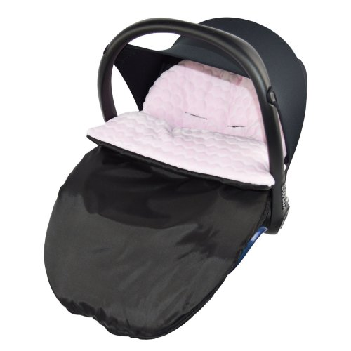 Mashmallow Car Seat Footmuff / Cosy Toes Cosy Toes Soft Maxi Cosi Pebble Cabrio Pink