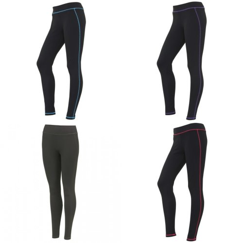 AWDis Just Cool Womens/Ladies Girlie Athletic Sports Leggings/Trousers