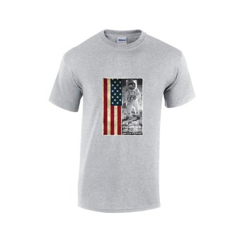 Neil Armstrong Moon Landing T-Shirt