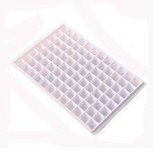 Large Ice Cube Trays, Set of 2, White, 32*20*2CM