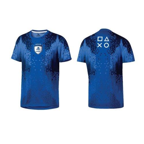 Playstation eSports T-Shirt (8-Bit)