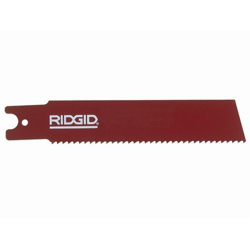 RIDGID 71936 Reciprocating Saw Blade For Heavy Wall Steel Pipe 200mm 8in Pack Of 5