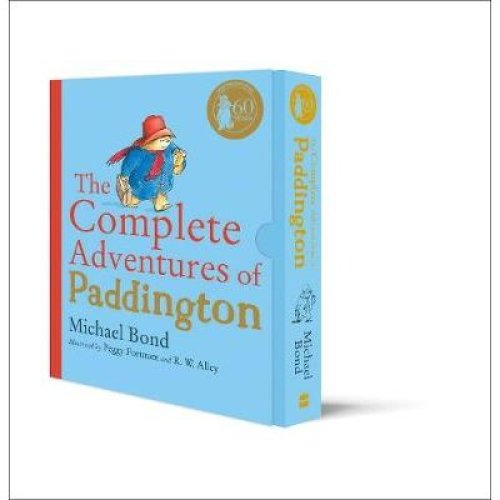 Complete Adventures of Paddington, The: The 15 Complete and Unabridged Novels in One Volume