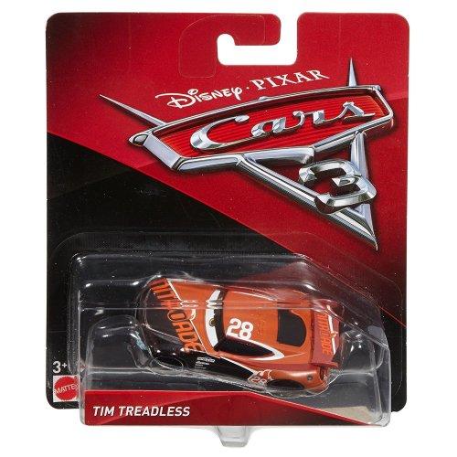 Disney Cars 3 Die-Cast Tim Treadless