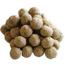 Wild Bird Food Suet / Fat Balls Small 150pk 12.75kg No Nets