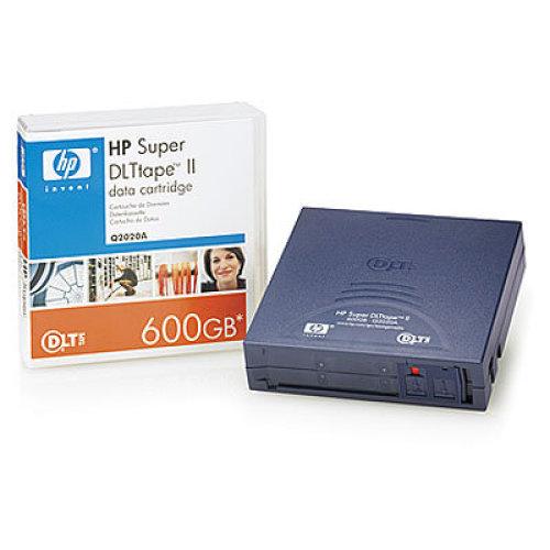 Hewlett Packard Enterprise Q2020A 300GB SDLT blank data tape