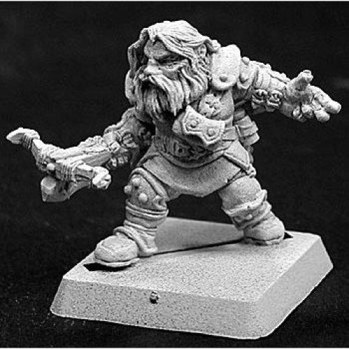 Reaper Warlord 14130 Snorri Oathbreaker, Dwarf