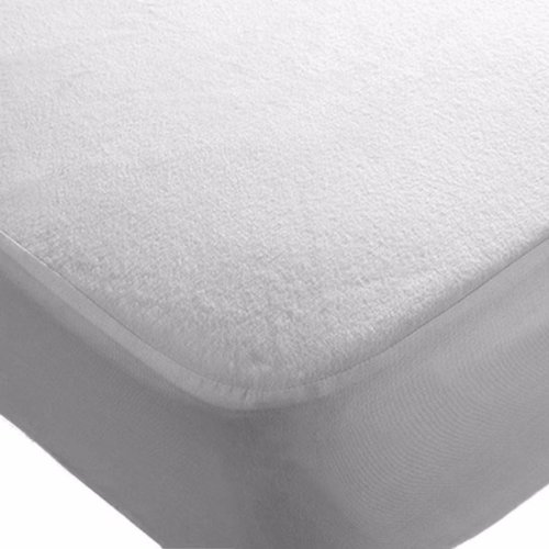2x Waterproof Fitted Sheets Compatible With Chicco Next 2 Me