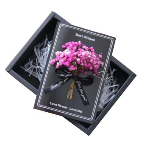 Thank You Cards With Gift Boxes And Gift Bag For Bridal/ Mother's Day & More