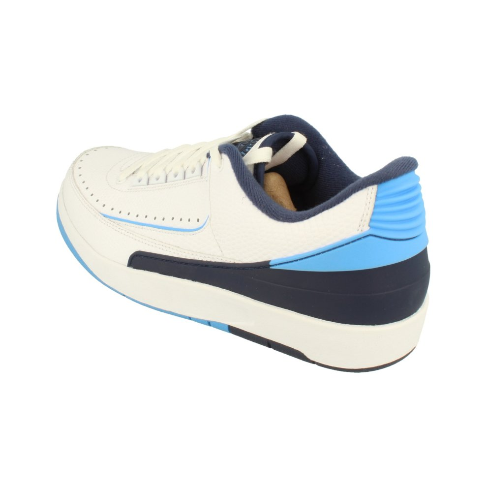 buy popular 0e8eb e0f45 ... Nike Air Jordan 2 Retro Low Mens Basketball Trainers 832819 Sneakers  Shoes - 1 ...