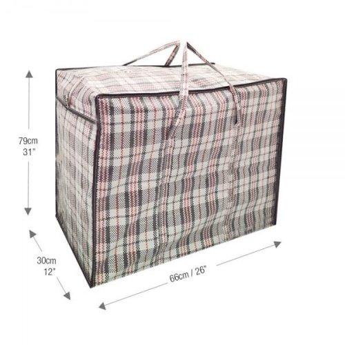 Jumbo Shopping Laundry Bag