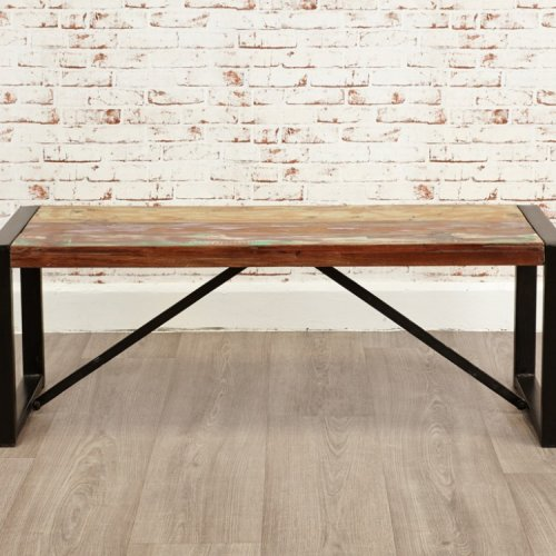 New Urban Chic Furniture Small Dining Bench