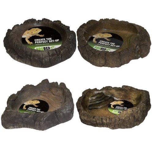 ProRep Terrarium Wood Bowl