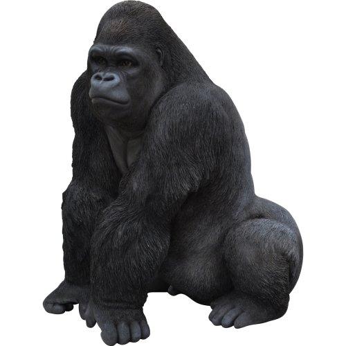 Vivid Arts Gorilla Resin Ornament