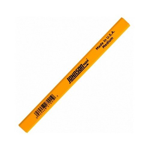Johnson JLCP Carpenter Pencils Pack of 2