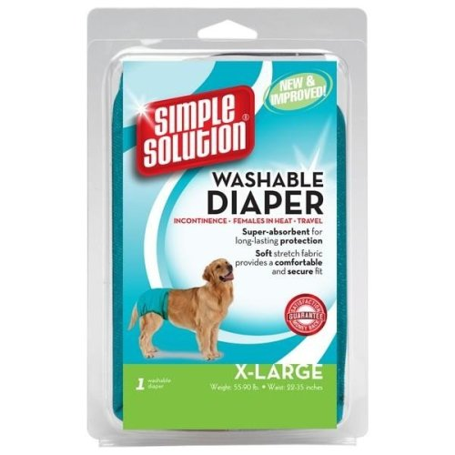 Simple Solution Washable Dog Nappy