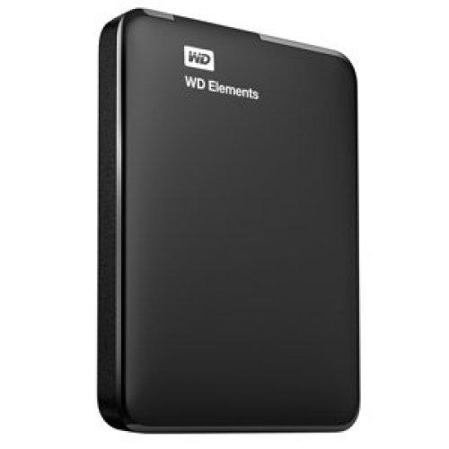 Western Digital Elements Portable 3.0 (3.1 Gen 1) 3000GB Black