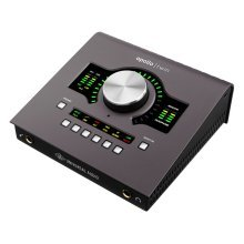 Universal Audio Apollo Twin Quad MKII Thunderbolt Interface with DSP