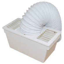 Hoover Vision Tech VTV591NC Tumble Dryer Condenser Vent Kit Box With Hose