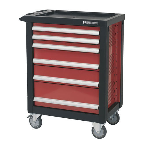 Sealey AP2406 6 Drawer Rollcab with Ball Bearing Runners
