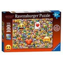 Ravensburger Emoji Xxl Puzzle - 100 Pieces