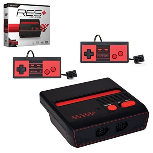 Retro-Bit RES Plus- 8-Bit Console with HDMI Port - NES