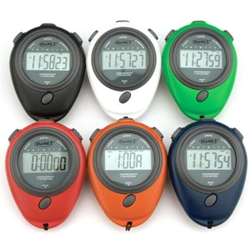 Sport Supply Group 1266696 Mark 1 Economy Stopwatch Prism Pack