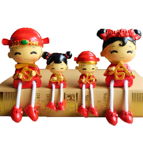Creative and Unique Dolls/Toy Set Figure Decoration, Wedding Gifts