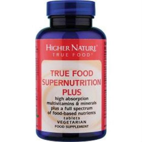Higher Nature True Food Chromium Gtf 90 Tablets