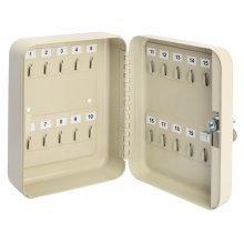 Draper Key Cabinet 20 Hook Key Cabinet