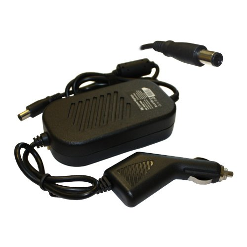 HP Envy 17-2111TX Compatible Laptop Power DC Adapter Car Charger