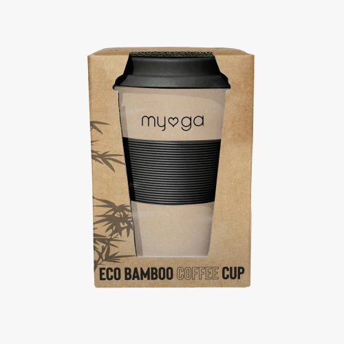 Reusable Eco Bamboo Drinking Cup