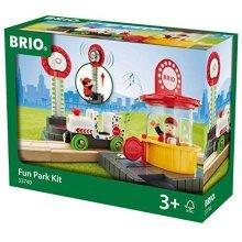 BRIO Fun Park Playset