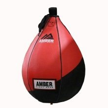 """AFG Boxing Speed Bag MMA Thai Training Punching double end bag7"""""""