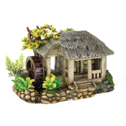 Classic Character Buildings Water Mill With Air 220mm
