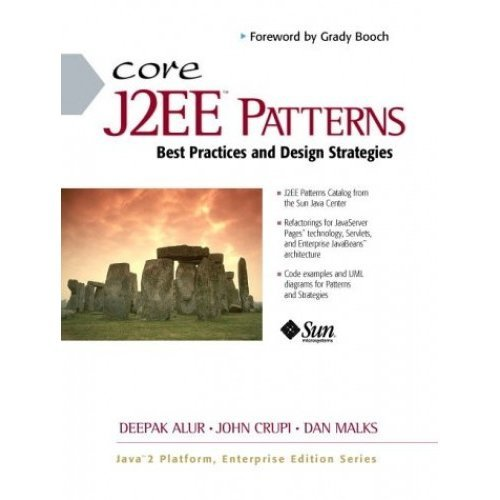 Core J2EE Patterns: Best Practices and Design Strategies (Sun Microsystems Press)