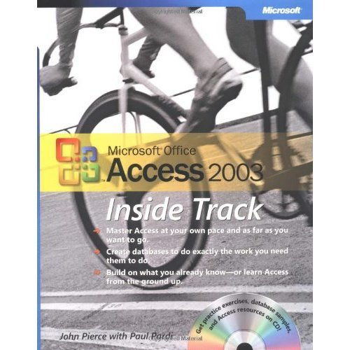 Microsoft® Office Access 2003 Inside Track (BPG-Other)
