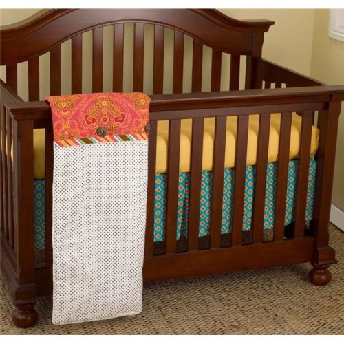 Cotton Tale Gp7s Gypsy 7 Pieces Floral Crib Bedding On Onbuy
