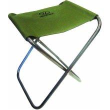 Olive Foldable Fishing Stool -  stool fishing highlander folding camping olive