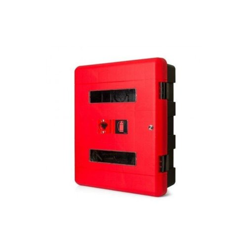 Firechief Fire Extinguisher Cabinets With Key Lock & Alarm Options