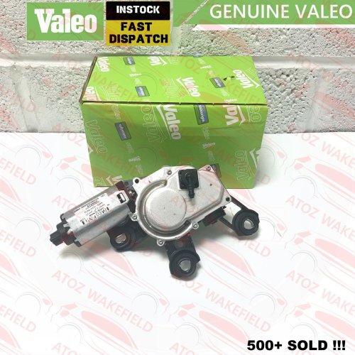 For Audi A3 S3 A4 Q5 Q7 genuine VAG Valeo rear wiper motor brand 2 year warranty