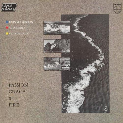 Passion, Grace & Fire (Holland 1983) , John McLaughlin, Al Di Meola, Paco De Lucia