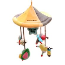 Happy Horse Baby Music Take Along Mobile Infant  Dreams Swings Cribs Decors