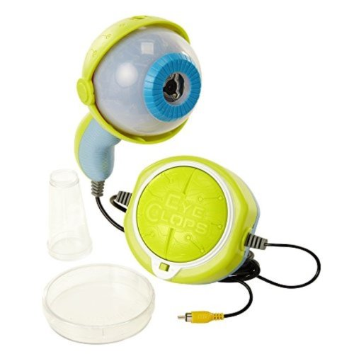 EYECLOPS Video Microscope Toy