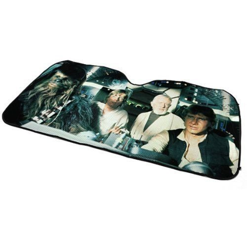 Star Wars Millennium Falcon Sunshade | Star Wars Windscreen Cover