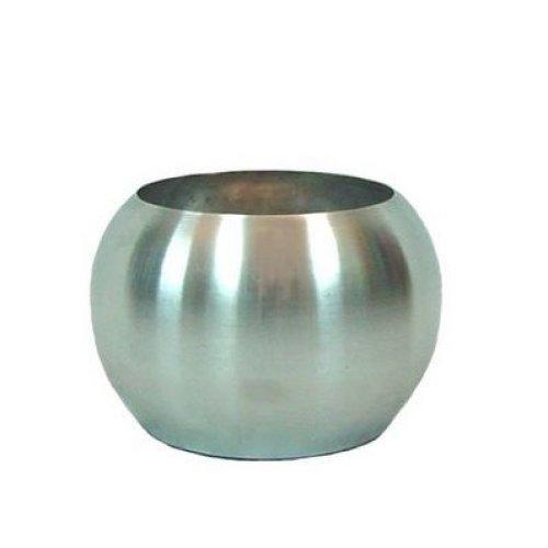 Ista Aluminium Round Desktop Vase Range