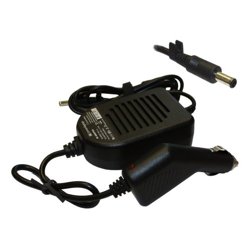 Samsung NP-R41E002/SEG Compatible Laptop Power DC Adapter Car Charger