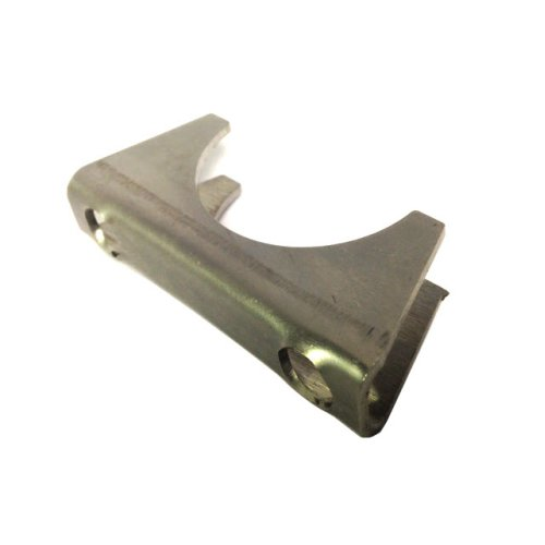 Universal Exhaust pipe cradle 76 mm pipe - T304 Stainless Steel